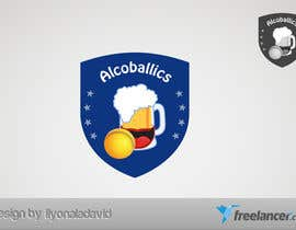 #7 para Design a Logo for Alcoballicks por liyonaladavid