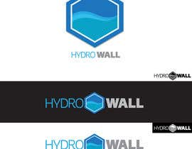 #123 para Design a Logo for Hydrowall por Coolriz