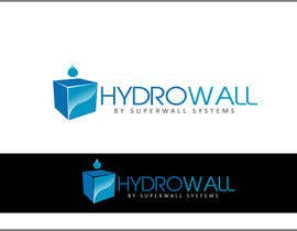 #133 para Design a Logo for Hydrowall por saimarehan