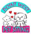 Graphic Design Kilpailutyö #621 kilpailuun Logo Design for Point West Pet Sitting