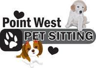 Graphic Design Kilpailutyö #541 kilpailuun Logo Design for Point West Pet Sitting