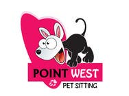 Graphic Design Kilpailutyö #494 kilpailuun Logo Design for Point West Pet Sitting