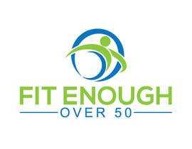 #39 for fit enough for 50 logo by shahadatmizi