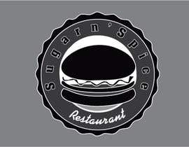 #124 for Design a logo for a fast food restaurant af riyutama