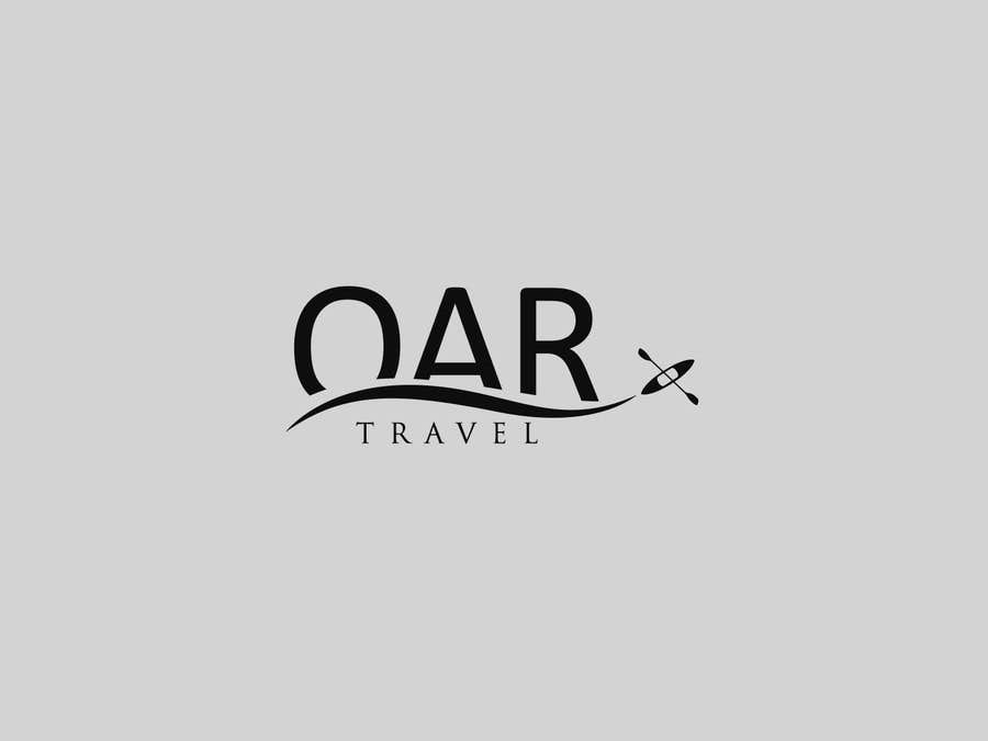 Contest Entry #53 for Design a Logo for 'OAR Travel'