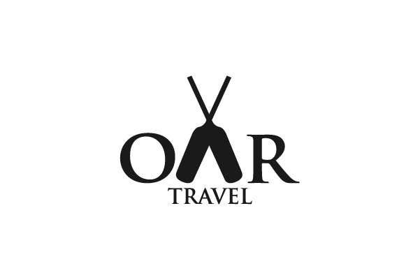 #10 for Design a Logo for 'OAR Travel' by designdecentlogo