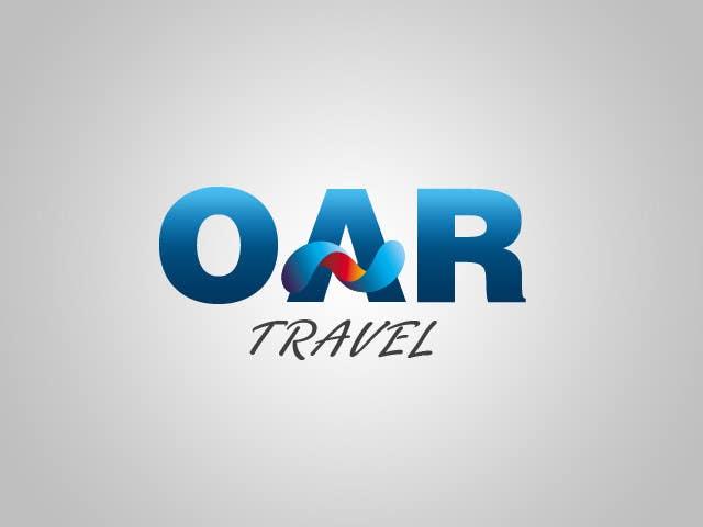Konkurrenceindlæg #                                        58                                      for                                         Design a Logo for 'OAR Travel'