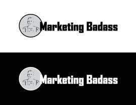"""Nro 2 kilpailuun Logo Design """"Marketing Badass"""" - Cartoon of Me käyttäjältä Alinub"""