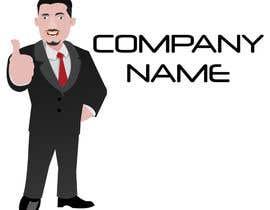 """Nro 1 kilpailuun Logo Design """"Marketing Badass"""" - Cartoon of Me käyttäjältä krismhond"""