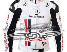 jeetwebdesigner tarafından Design Logo for Motorcycle Leather Jacket için no 4
