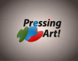 nº 67 pour Design a logo for the contest called Pressing Art! par ouit