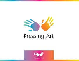 nº 20 pour Design a logo for the contest called Pressing Art! par SilverDotGD