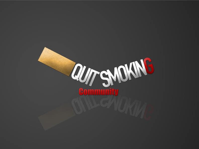 Bài tham dự cuộc thi #3 cho Design a Logo for a Quit Smoking Website