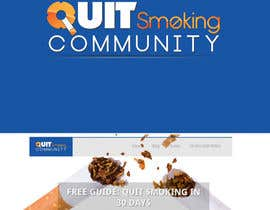nº 60 pour Design a Logo for a Quit Smoking Website par MariMari89