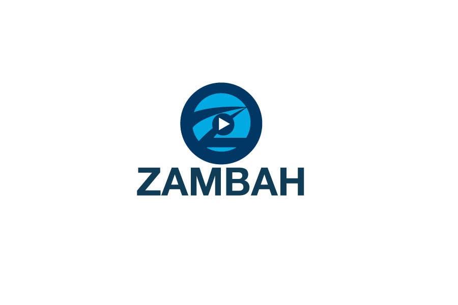 Kilpailutyö #27 kilpailussa Design a Logo for Zambah app