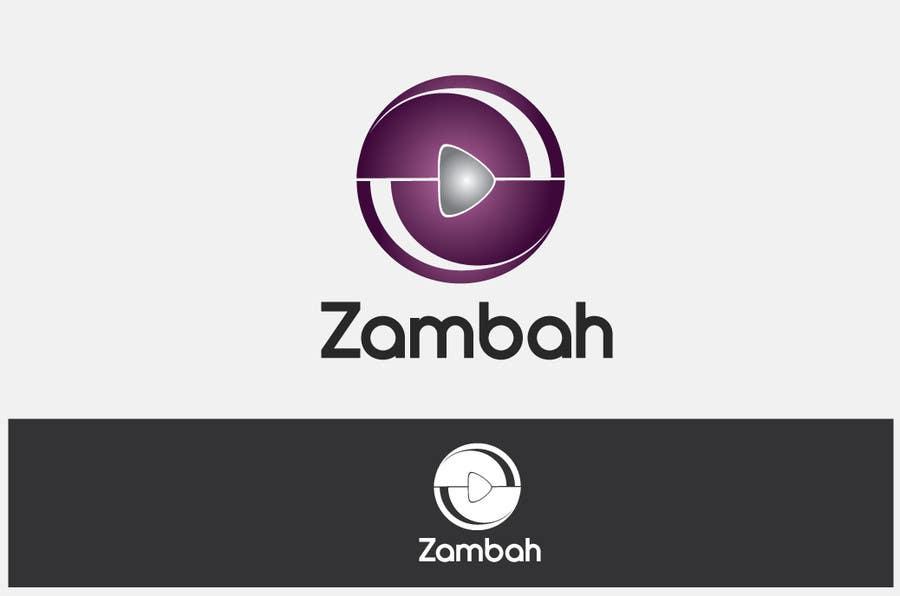 Proposition n°44 du concours Design a Logo for Zambah app