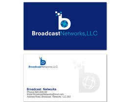 #83 for Design a Logo for Broadcast Networks, LLC. af texture605