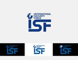 nº 81 pour Design a Logo for International Security Force par erupt