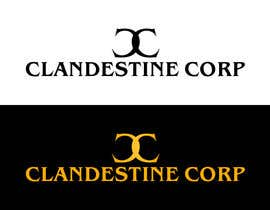 #32 for Design a Logo for Clandestine-corp.com by vladspataroiu