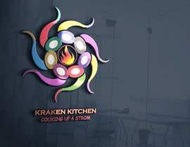 shantaislam11332 tarafından Logo Design for Kraken Kitchen için no 21