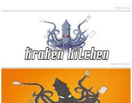 haska tarafından Logo Design for Kraken Kitchen için no 40