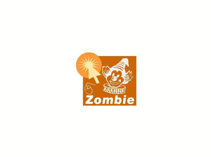 Contest Entry #18 for Design a Zombie Themed logo for a mousepad