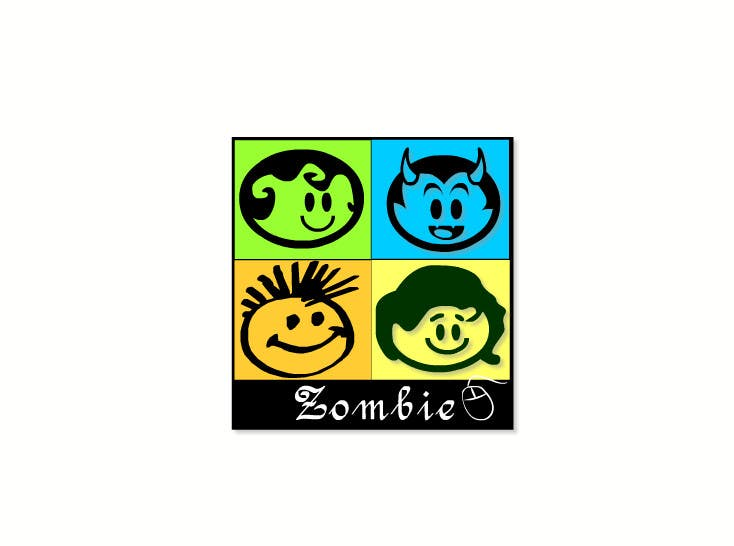 Contest Entry #19 for Design a Zombie Themed logo for a mousepad