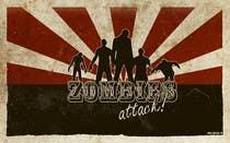 Graphic Design Inscrição do Concurso Nº1 para Design a Zombie Themed logo for a mousepad