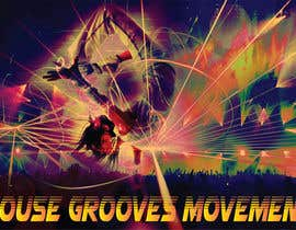 #12 for House Grooves Movement by acovulindesign