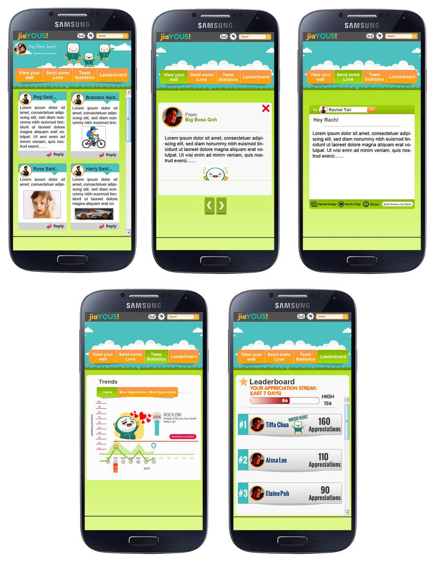 #21 for Converting web designs to mobile design by sharpBD