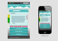 Contest Entry #2 for Converting web designs to mobile design