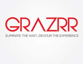 #8 for GRAZRR logo design project by muneebalams