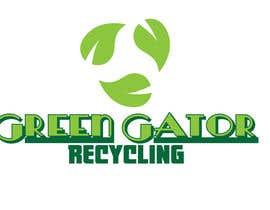 Nro 9 kilpailuun Green Gator Recycling Logo Design Contest! käyttäjältä jasminajevtic