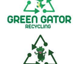 Nro 14 kilpailuun Green Gator Recycling Logo Design Contest! käyttäjältä jasminajevtic