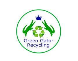 Nro 6 kilpailuun Green Gator Recycling Logo Design Contest! käyttäjältä albert12001