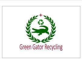 Nro 12 kilpailuun Green Gator Recycling Logo Design Contest! käyttäjältä albert12001
