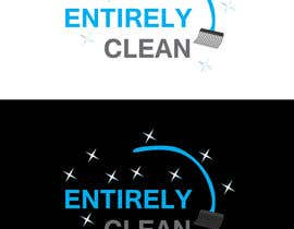 Nro 1 kilpailuun Design a Logo and Business Card for Cleaning Company. käyttäjältä Warna86