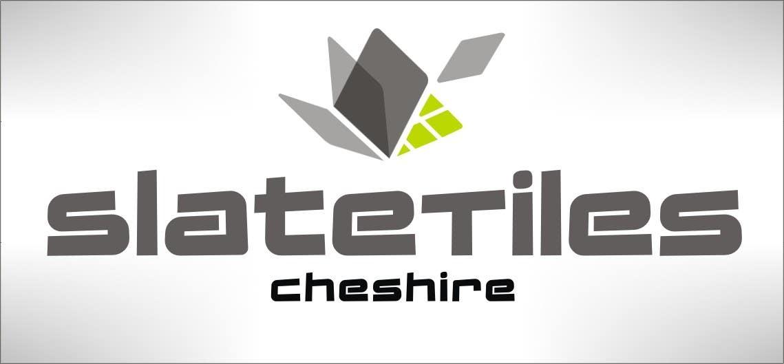 Penyertaan Peraduan #16 untuk Design a Logo for Slate Tiles Cheshire