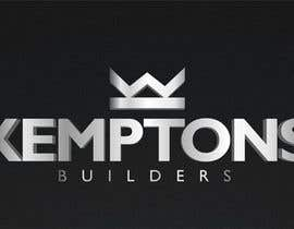 #158 for Design a Logo for Kemptons Builders by salutyte