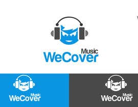 "#108 for Design a Logo for ""WeCover Music"" af RohailKhann"