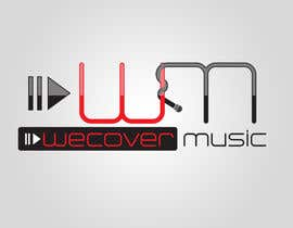 "#39 for Design a Logo for ""WeCover Music"" af Syahriza"