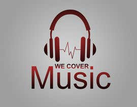 "#35 untuk Design a Logo for ""WeCover Music"" oleh ultimated"