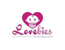 Nro 52 kilpailuun Design a Logo for Baby Store käyttäjältä vicos0207