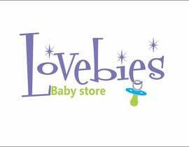 Nro 117 kilpailuun Design a Logo for Baby Store käyttäjältä eugenick30