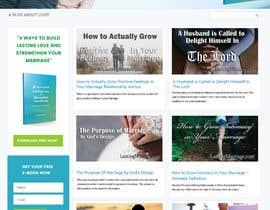 Nro 2 kilpailuun Design a Website Mockup käyttäjältä creativemintus