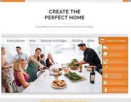 Nro 4 kilpailuun Design Homepage or Landing page (simple, just need a good idea) käyttäjältä tarekgueham