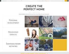 Nro 14 kilpailuun Design Homepage or Landing page (simple, just need a good idea) käyttäjältä viannie