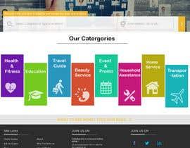 Nro 23 kilpailuun Design Homepage or Landing page (simple, just need a good idea) käyttäjältä rruslanbiz