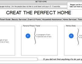 Nro 8 kilpailuun Design Homepage or Landing page (simple, just need a good idea) käyttäjältä hasangundogdu