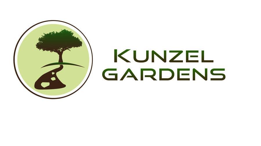 Inscrição nº 29 do Concurso para Design a Logo for Kunzel Gardens
